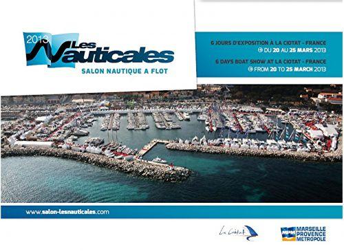 Les nauticales 2013 voiles aventures - Salon nautique de la ciotat ...