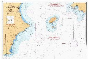 Carte Marine Valencia Baleares Cartes Voiles Aventures